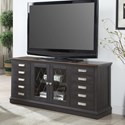 "Parker House Lincoln Park - LIN 63"" TV Console - Item Number: LIN-63"