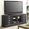 "Parker House Lincoln Park - LIN 76"" TV Console - Item Number: LIN-76"