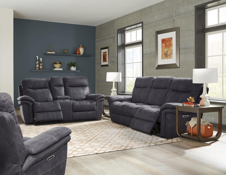 mason Power Sofa by Parker House at Johnny Janosik
