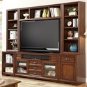 Parker House Napa Entertainment Wall - Item Number: NAP-6-TV