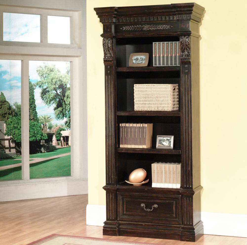 Parker House Palazzo  Museum Bookcase - Item Number: GPAL-9030