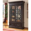 Parker House Palazzo  2-Piece Display Wall - Item Number: GPAL8100-2