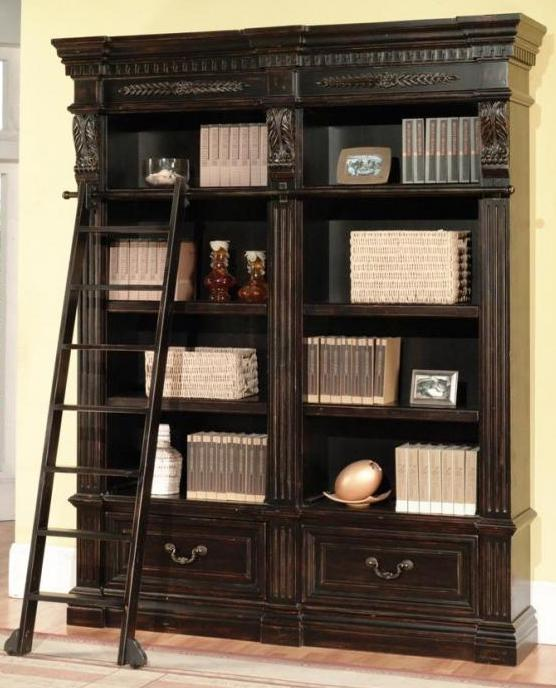 Parker House Palazzo  2-Piece Museum Bookcase - Item Number: GPAL9030-2