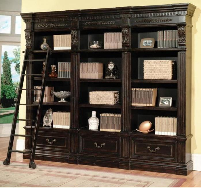 Parker House Palazzo  3-Piece Museum Bookcase - Item Number: GPAL9030-3