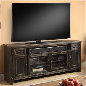 """Parker House Ridgecrest 72"""" TV Console"""