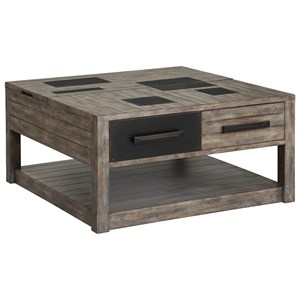 Cocktail Table with Lift Top