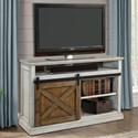 "Parker House Savannah 55"" TV Console - Item Number: SAV-55"