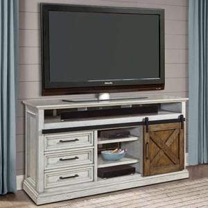 """Parker House Savannah 67"""" TV Console"""