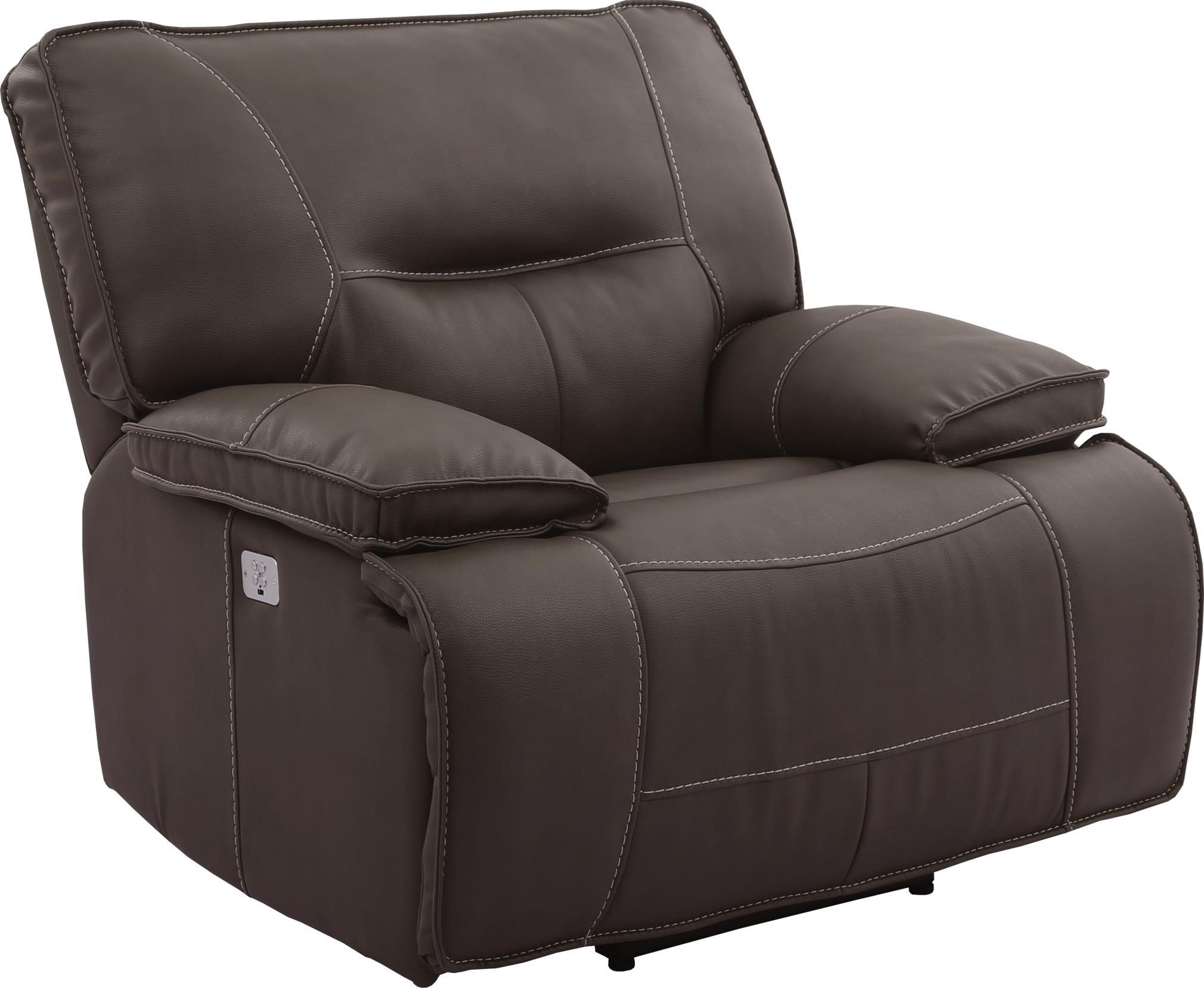 SPARTACUS Power Recliner by Parker House at Beck's Furniture
