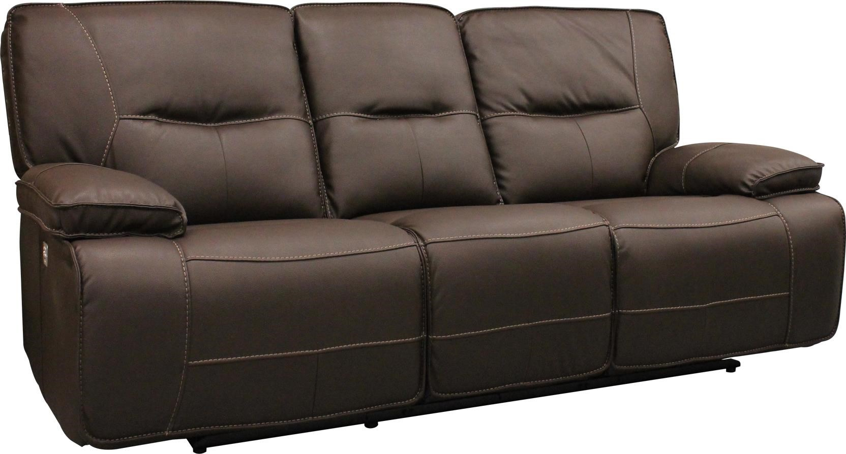 SPARTACUS Power Reclining Sofa by Parker House at Beck's Furniture