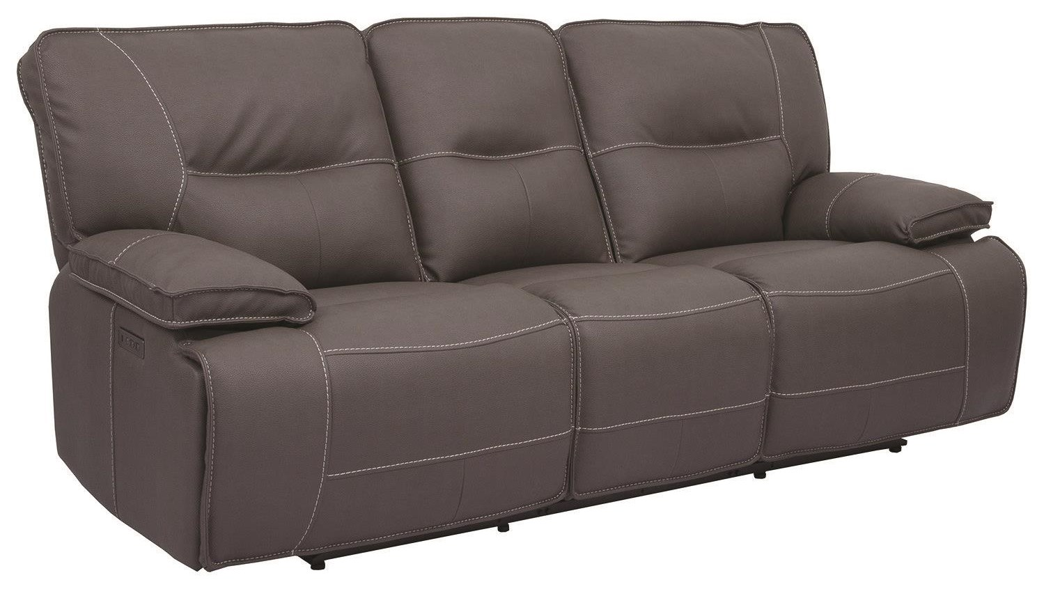 Spartan Spartan Power Reclining Sofa by Parker House at Morris Home