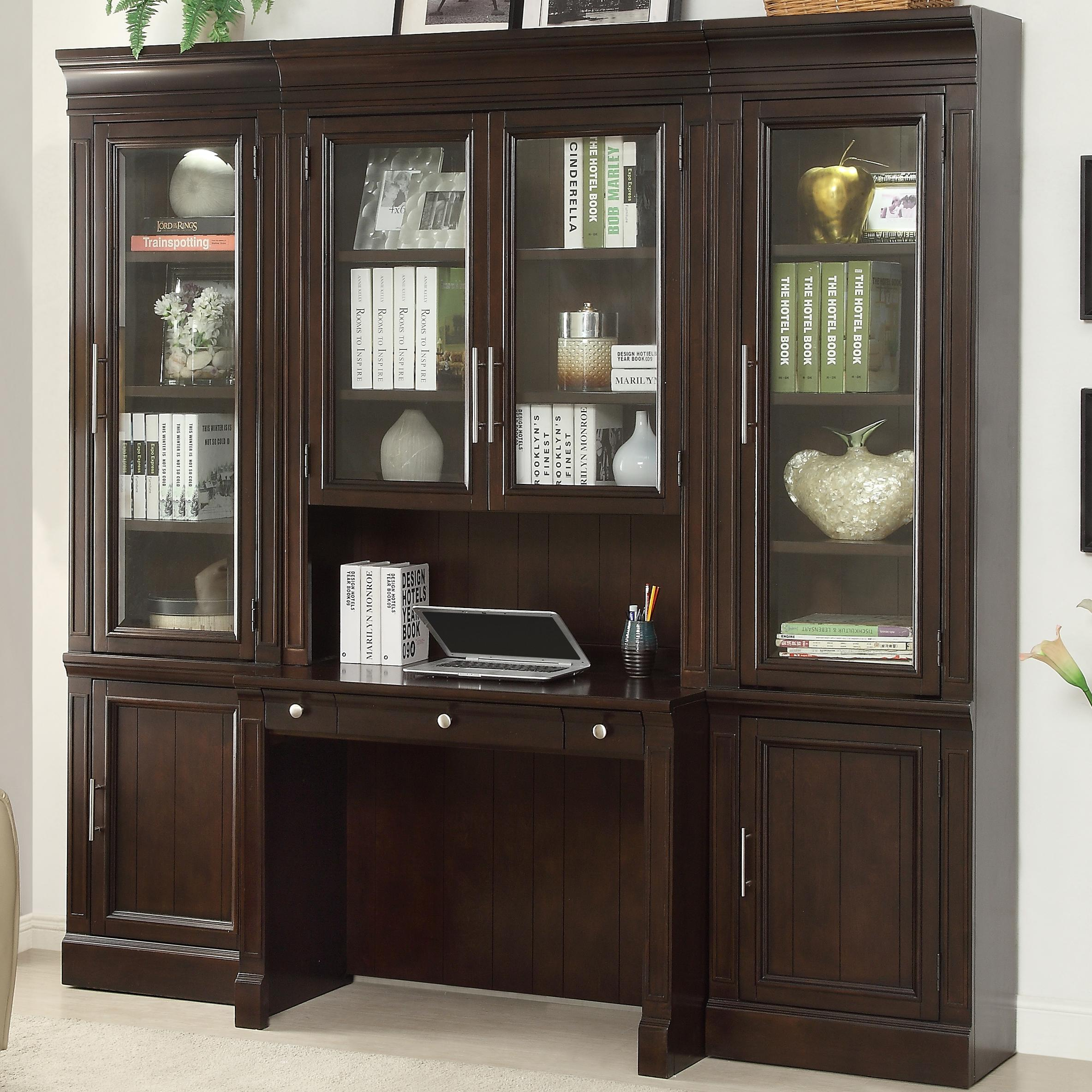 Parker House Stanford Wall Unit - Item Number: STA Wall Unit 2