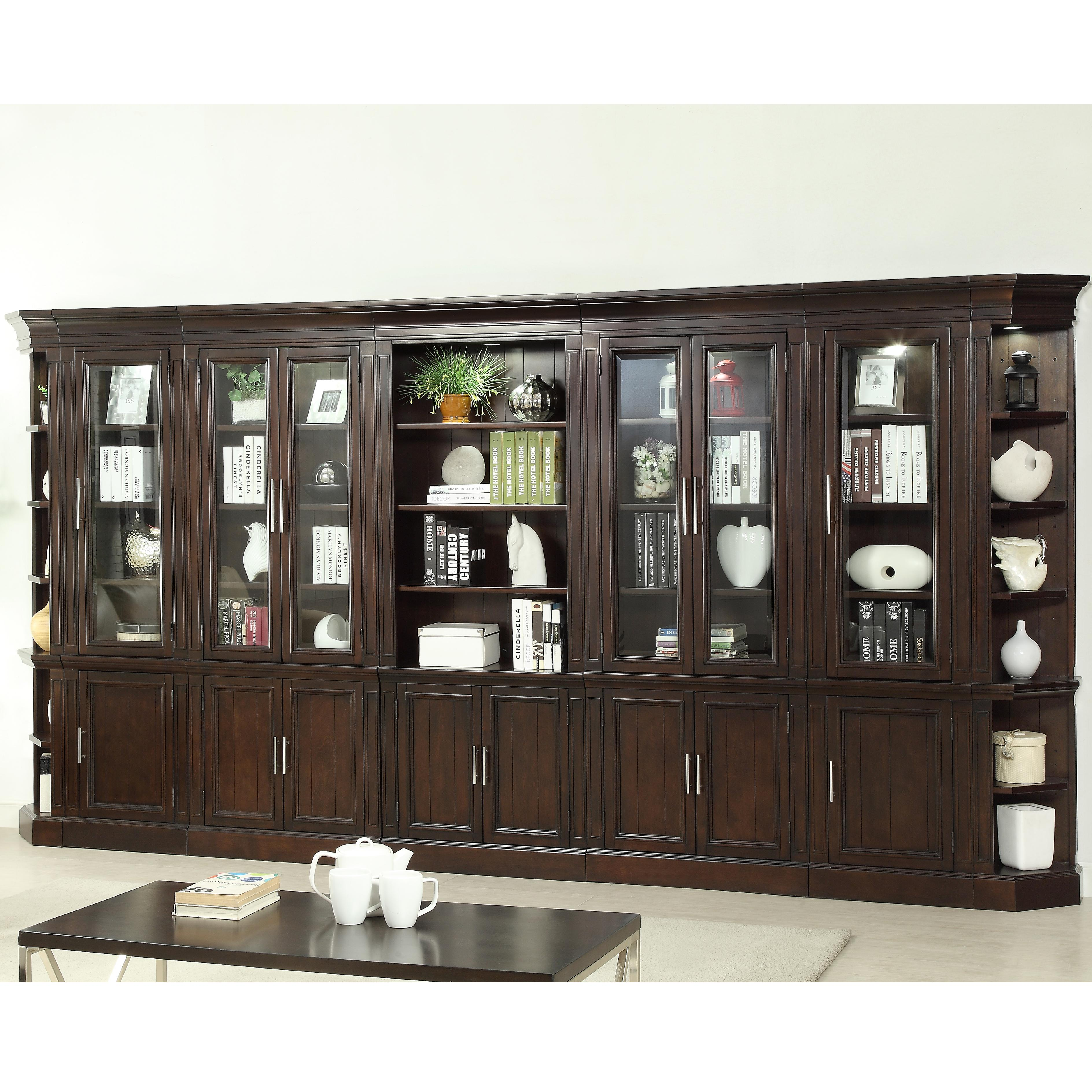 Parker House Stanford Wall Unit - Item Number: STA Wall Unit 4