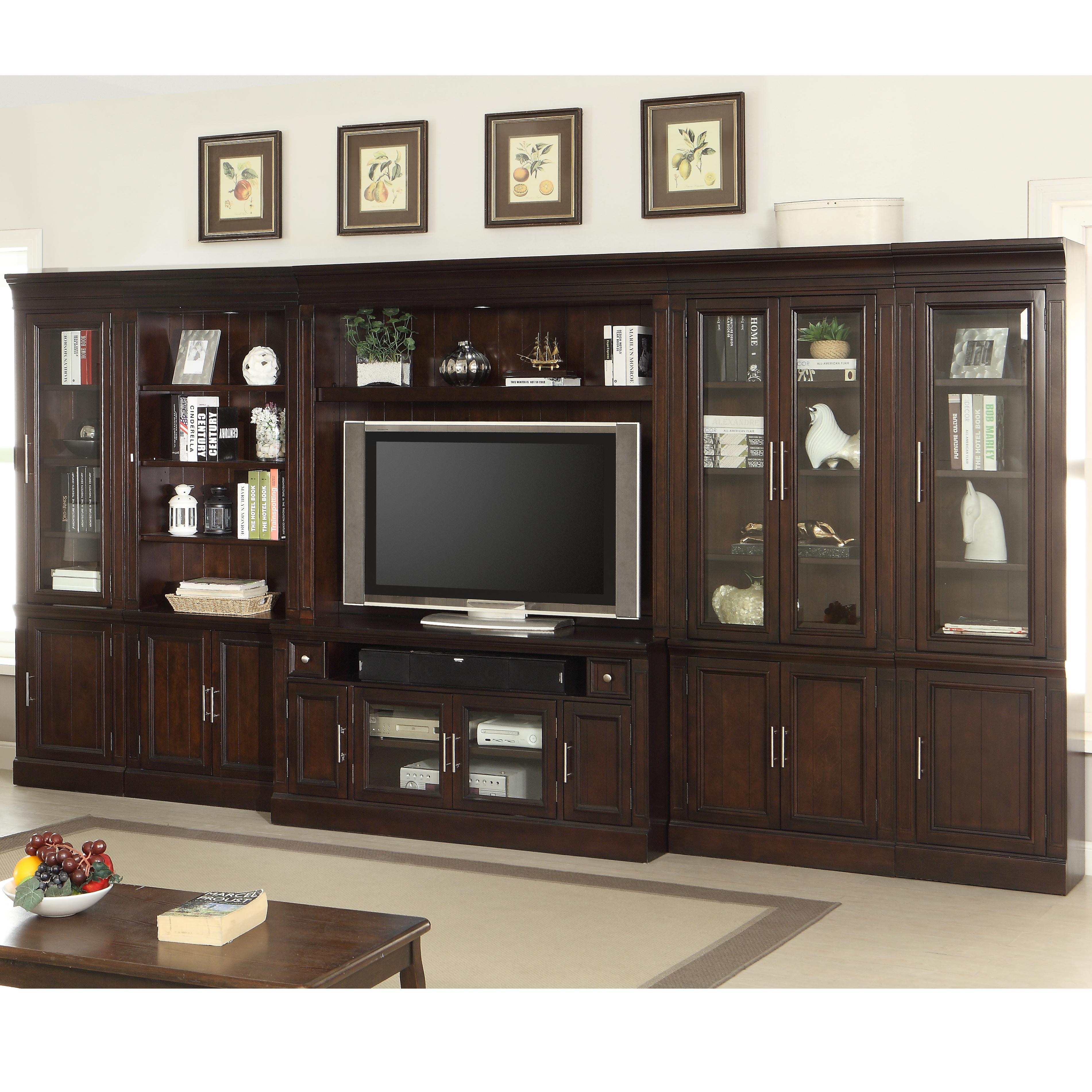 Parker House Stanford Wall Unit - Item Number: STA Wall Unit 7