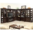 Parker House Stanford Wall Unit - Item Number: STA Wall Unit 8