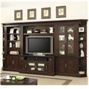 Paramount Furniture Stanford Wall Unit - Item Number: STA Wall Unit 9