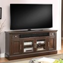 """Parker House Stanford 63"""" TV Console - Item Number: STA-63"""