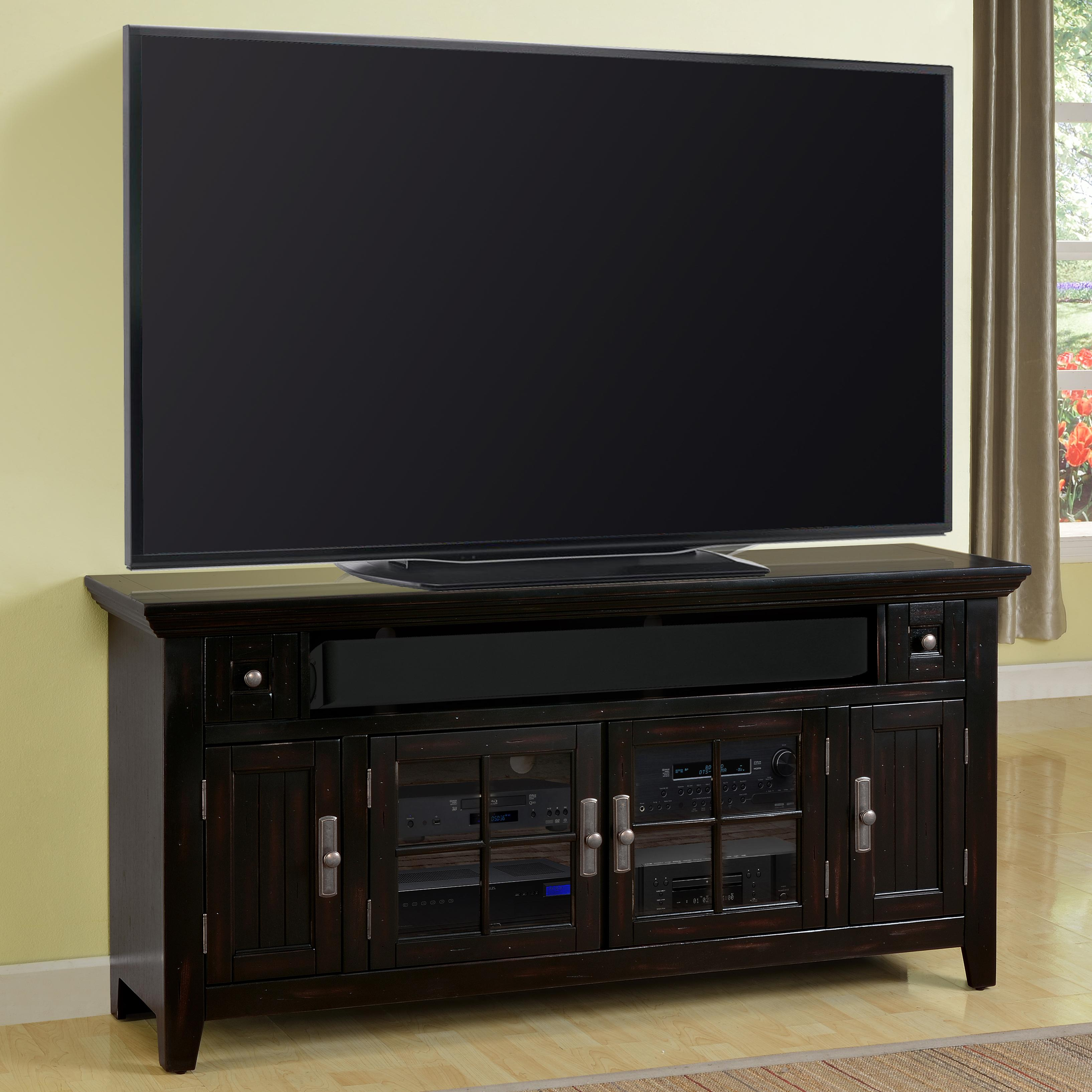 "Parker House Tahoe 62"" TV Console - Item Number: TAH 62"