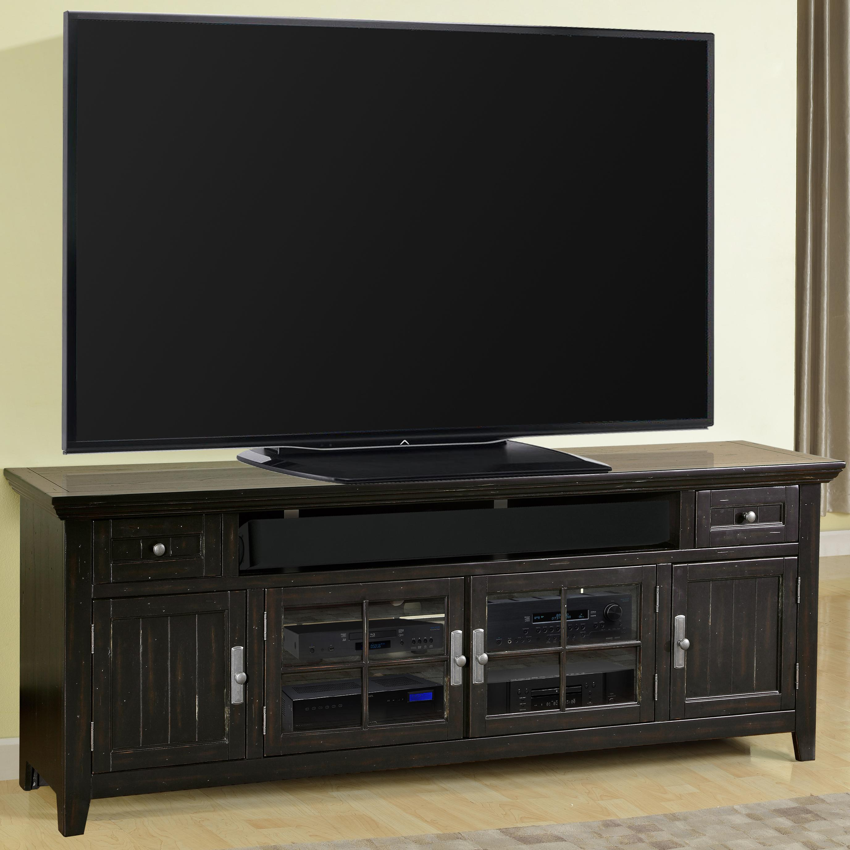 "Parker House Tahoe 84"" TV Console - Item Number: TAH-84"
