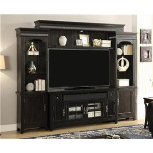 "Morris Home Furnishings Taylorsville Taylorsville 84"" Wall Unit"