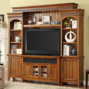 "Parker House Terrace 50"" Console Entertainment Wall"