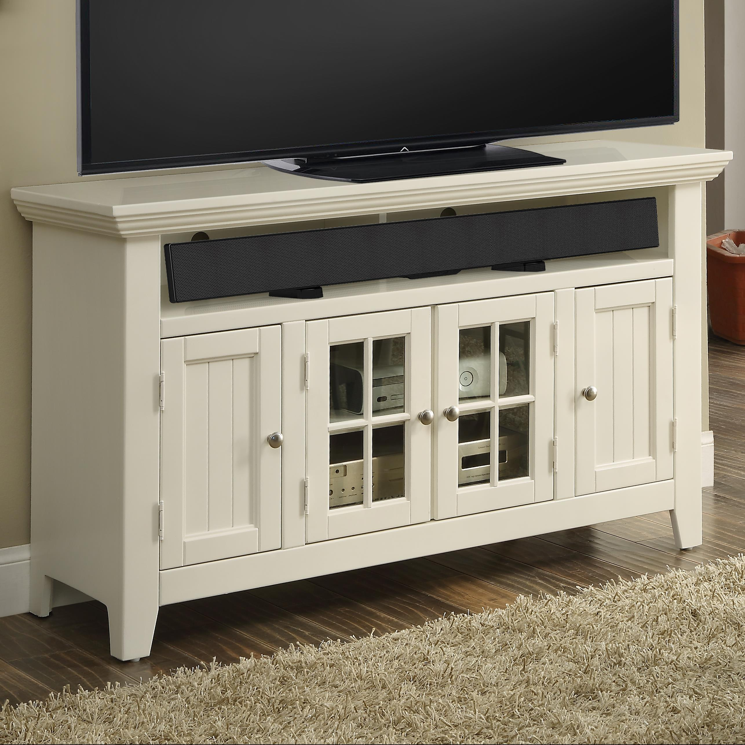 "Parker House Tidewater 50"" TV Console - Item Number: TID-50"