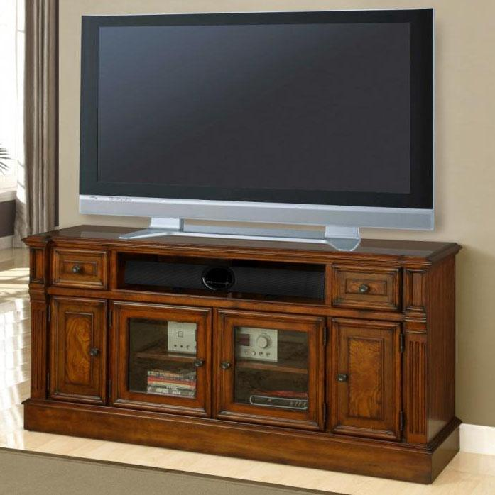 "Parker House Toscano 62"" TV Console - Item Number: TOS 62"