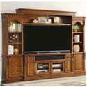 Parker House Toscano Entertainment Unit - Item Number: TOS-162-4