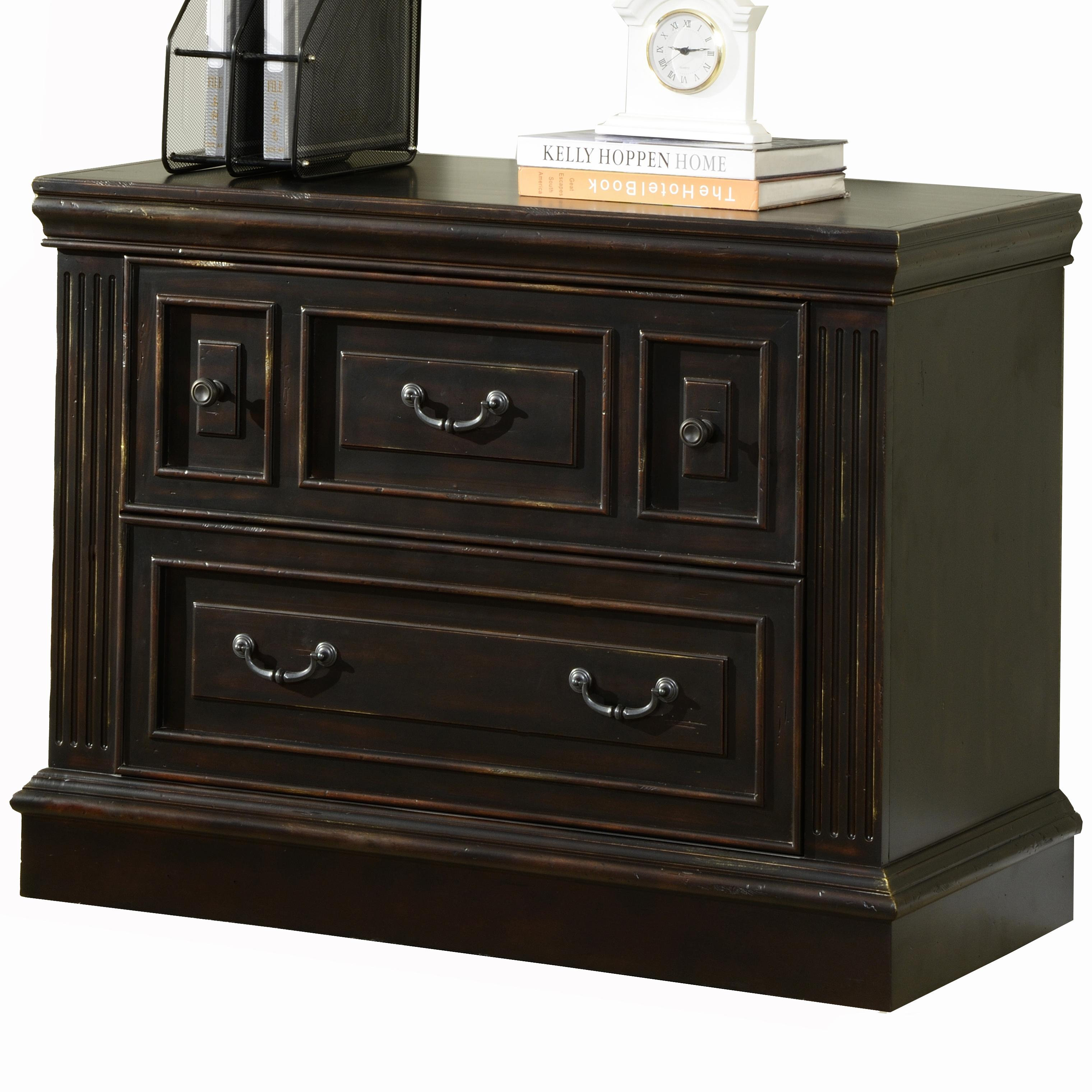 Parker House Venezia 2 Drawer Lateral File - Item Number: VEN 475