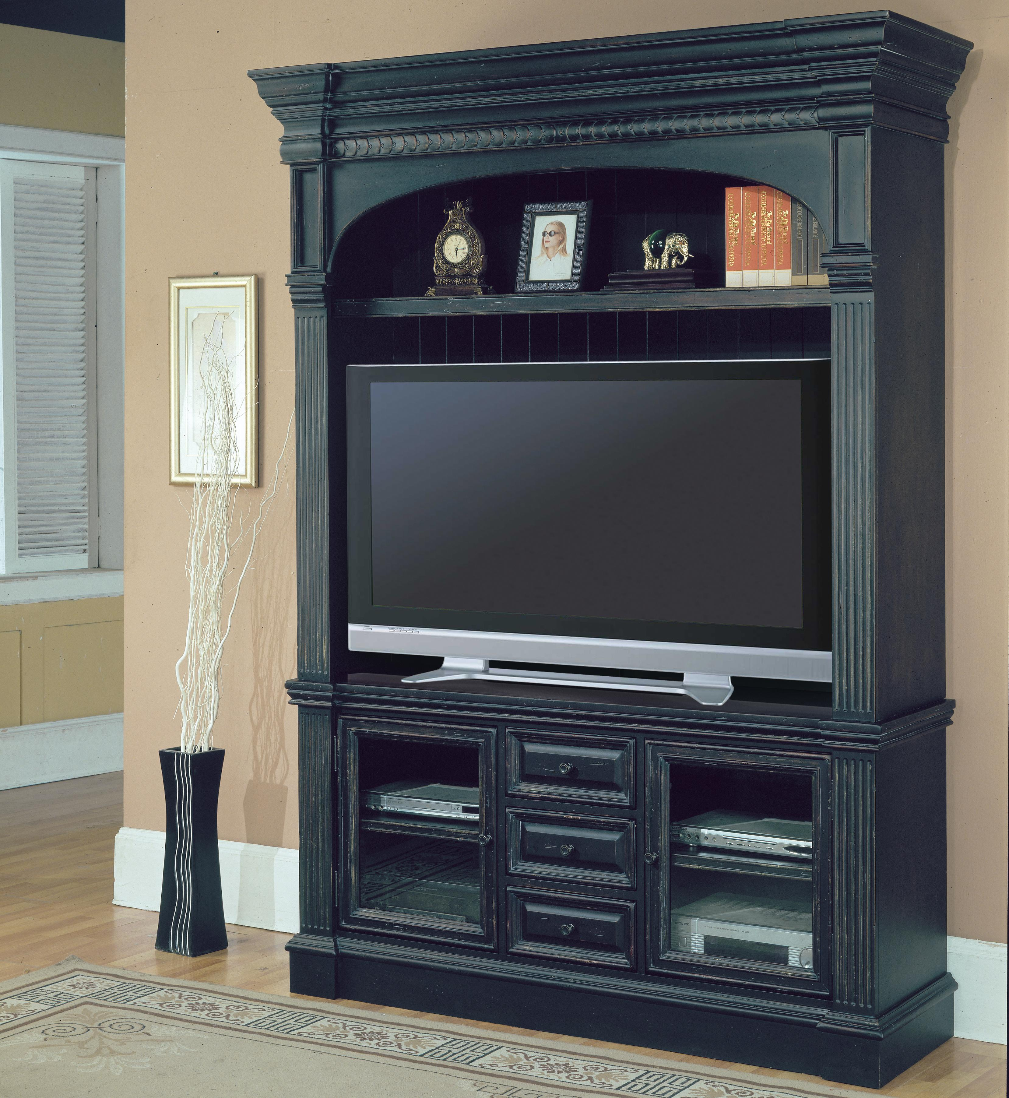 Parker House Venezia 3pc Entertainment Center - Item Number: VEN600-3EC