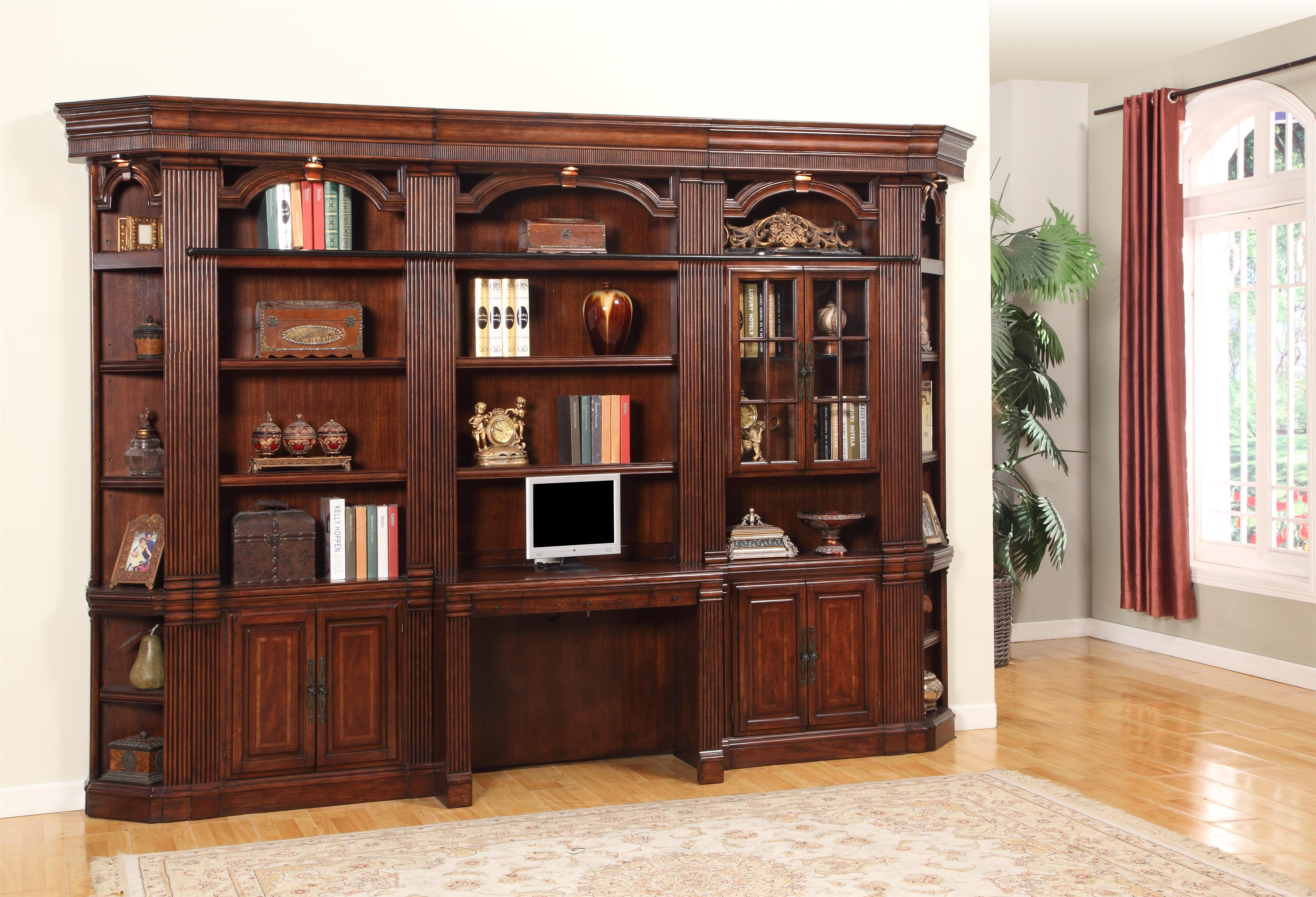 teenage bookcases for decorative bookcase with room desk writing mounted modern bedroom the desks and wall design ideas