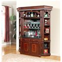 Parker House Wellington 4 Piece Bar Base and Hutch - WEL465-2+2X450