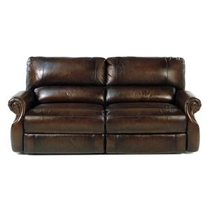 Parker Living Prestige Traditional Dual Power Reclining Sofa