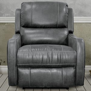 Parker Living August Power Lay Flat Recliner