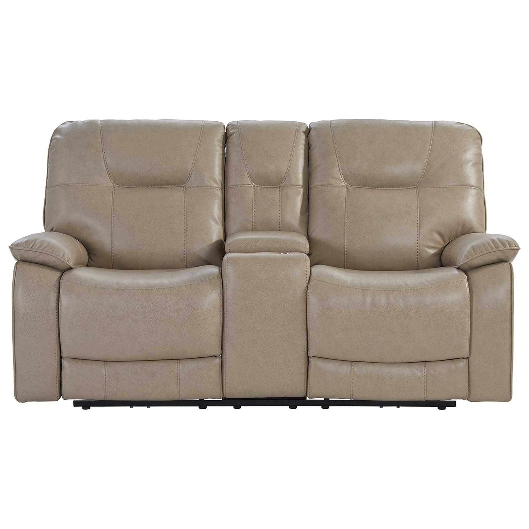 Axel Power Reclining Loveseat by Parker Living at Zak's Home