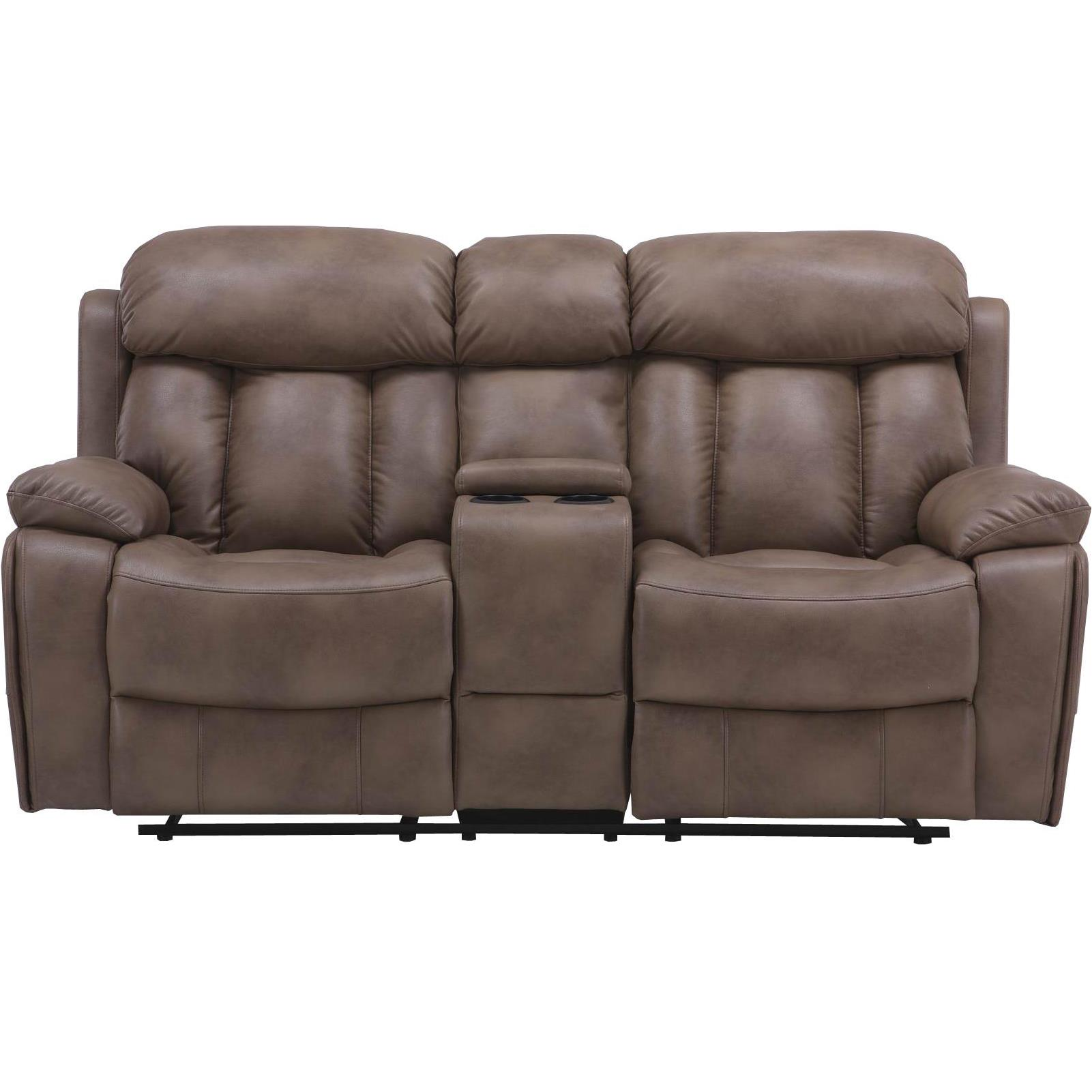 Parker Living Baron Casual Reclining Love Seat - Item Number: MBAR-822C-BA