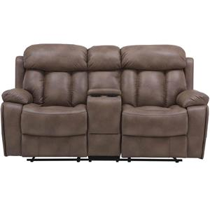 Parker Living Baron Casual Reclining Love Seat