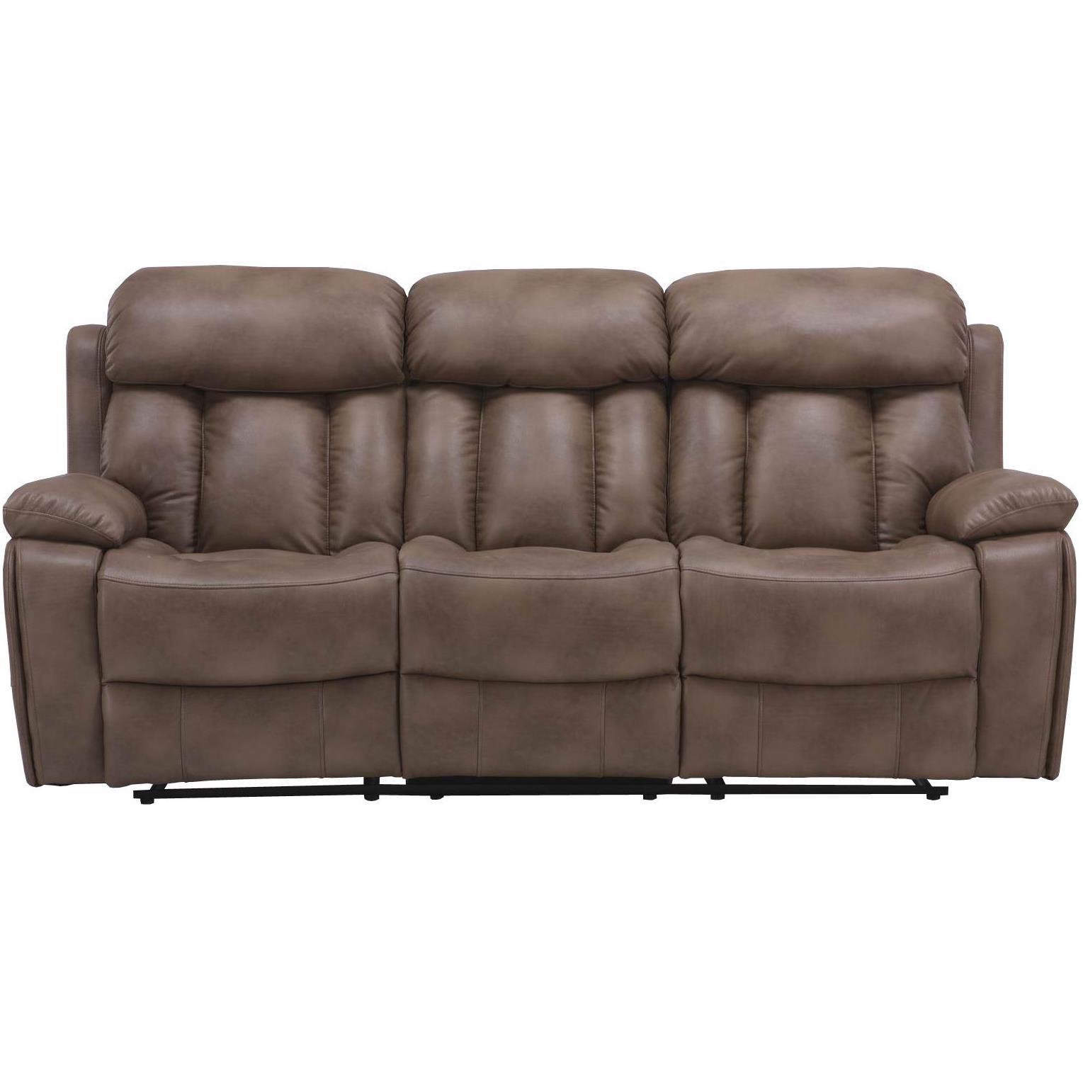Parker Living Baron Casual Reclining Sofa - Item Number: MBAR-832-BA