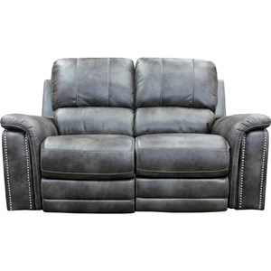 Dual Power Loveseat