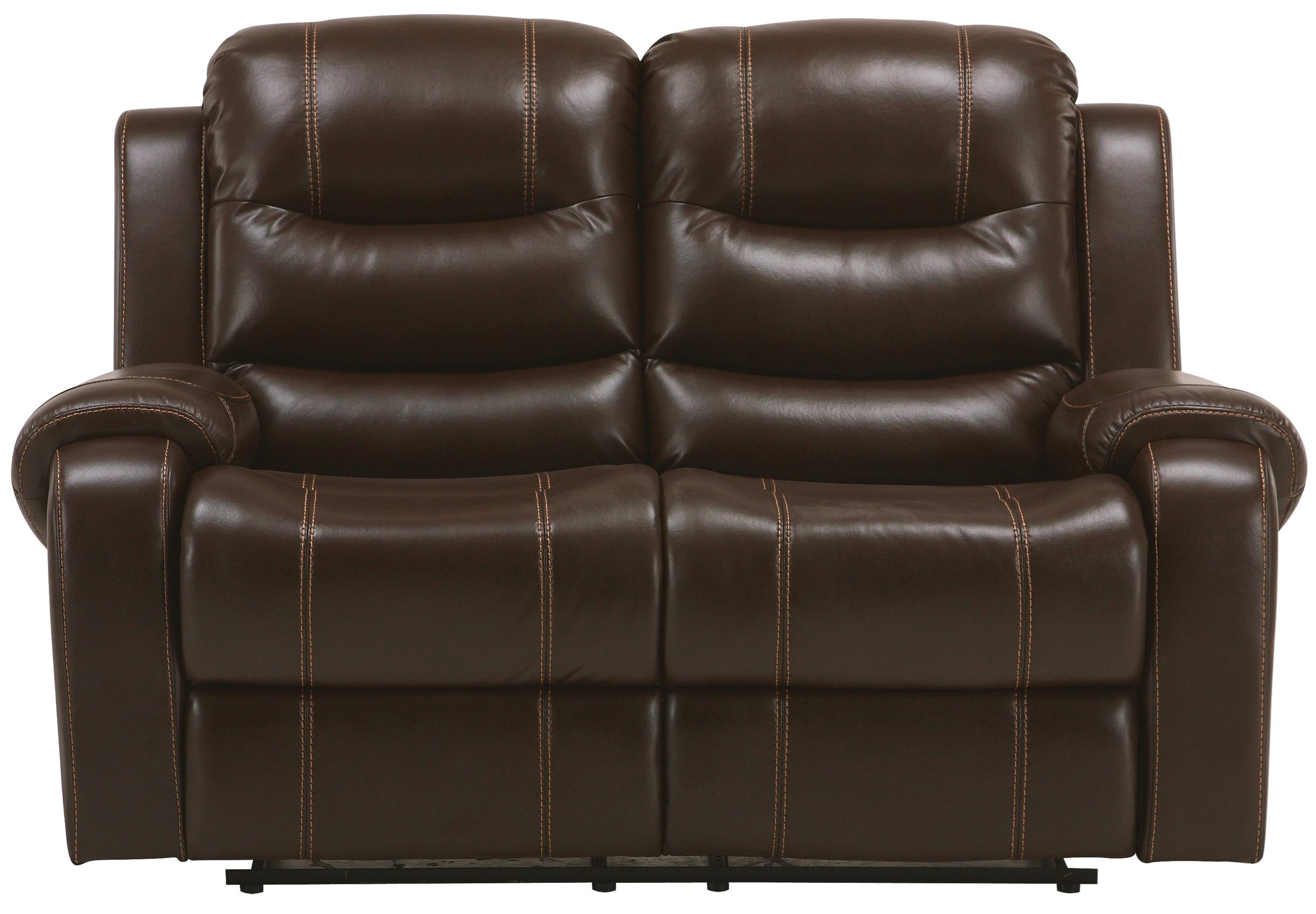 Parker Living Brahms Reclining Loveseat - Item Number: MBRA-822-MAH