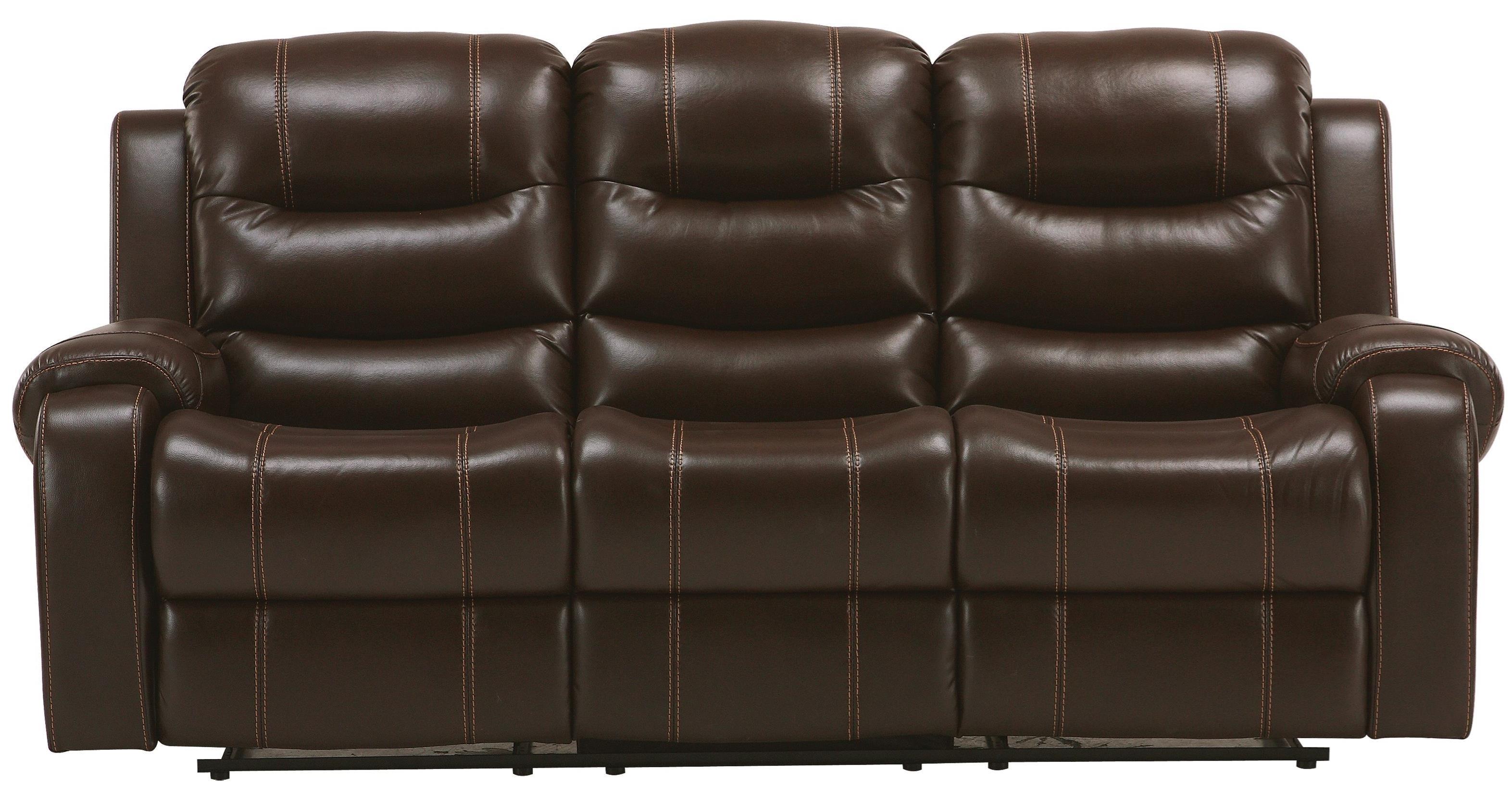 Parker Living Brahms Dual Reclining Sofa - Item Number: MBRA-832-MAH