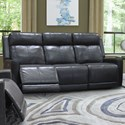 Parker Living Cabo Dual Power Reclining Sofa - Item Number: MCAB-832PH-FLA