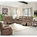 Parker Living Chapman Reclining Living Room Group - Item Number: MCHA Living Room Group 1