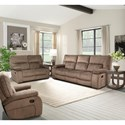 Parker Living Chapman Reclining Living Room Group - Item Number: MCHA Living Room Group 2
