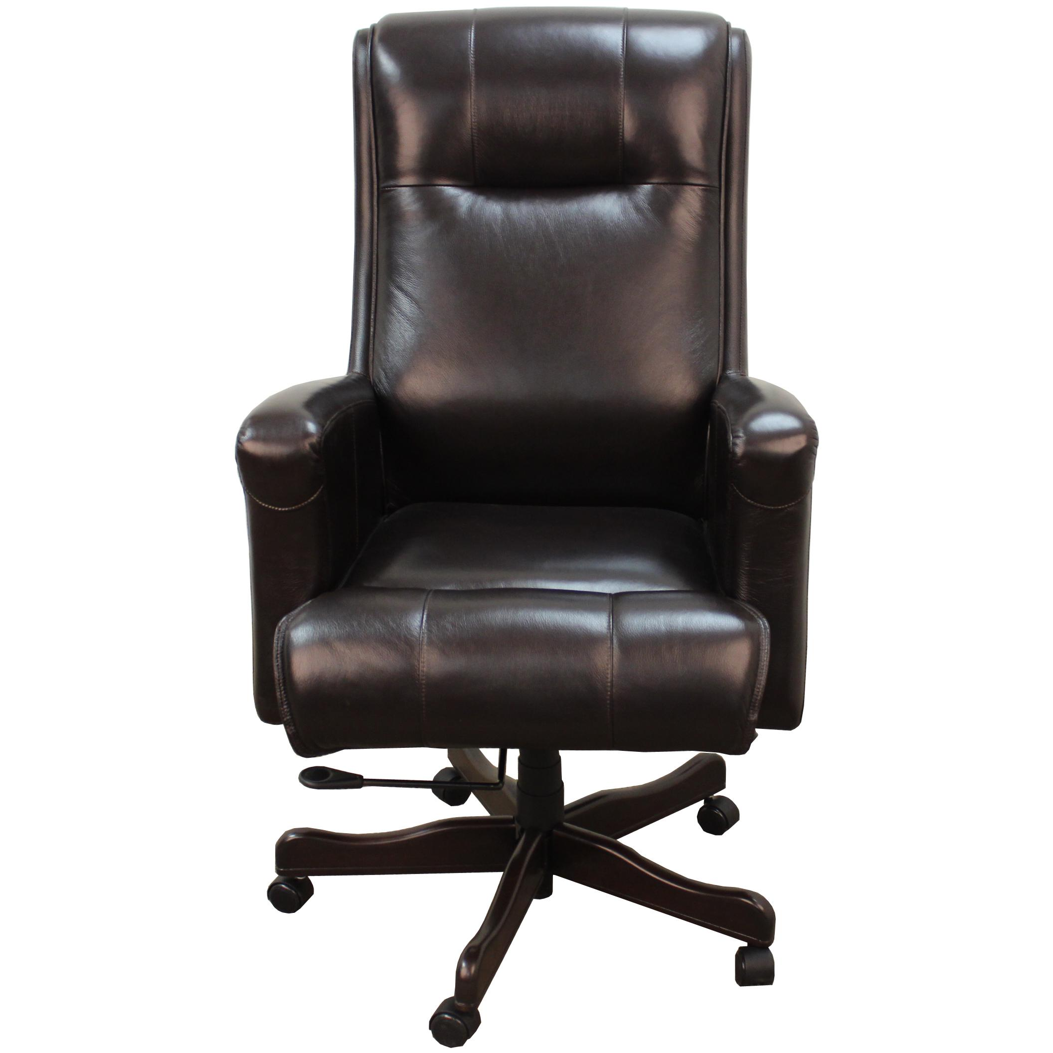 Parker Living Desk Chairs Executive Chair - Item Number: DC-103-SB