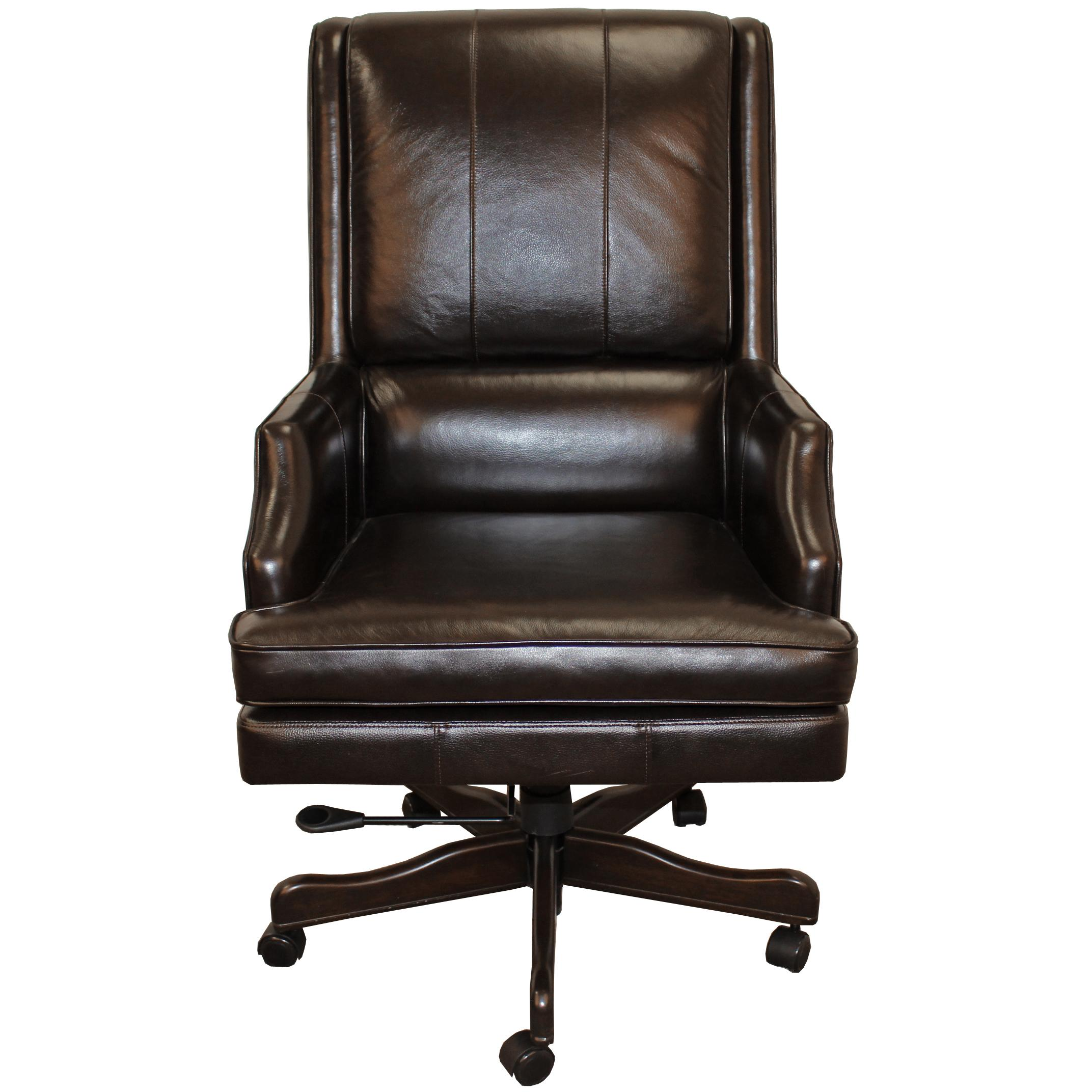 Parker Living Desk Chairs Executive Chair - Item Number: DC-107-SB