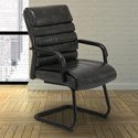 Parker Living Desk Chairs Guest Chair - Item Number: DC-200G-EM
