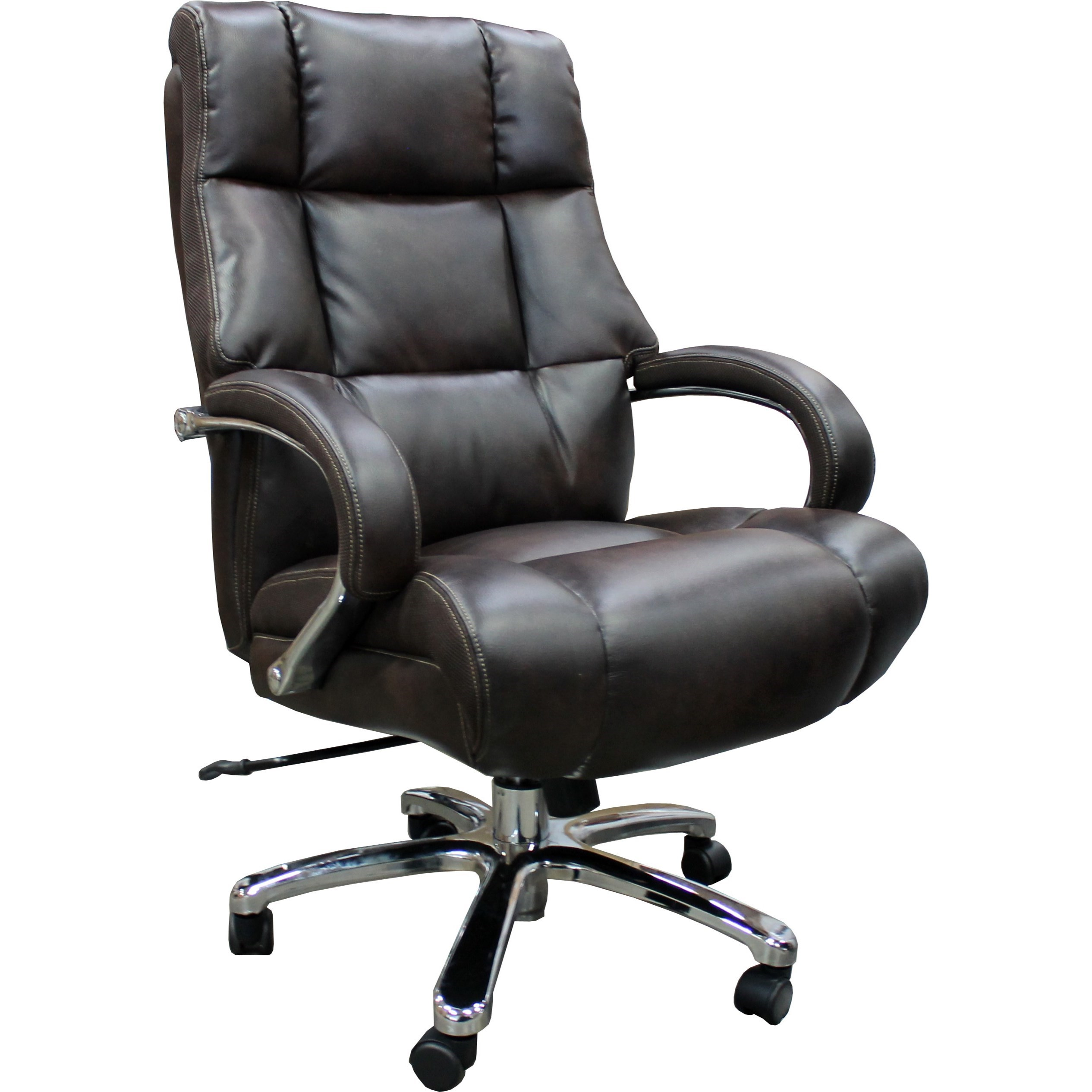 Parker Living Desk Chairs Heavy Duty Desk Chair With Curved Track Arms Lindy S Furniture Company Executive Desk Chairs