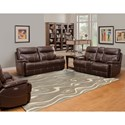 Parker Living Dylan Power Reclining Living Room Group - Item Number: MDYL Reclining Living Room Group 1