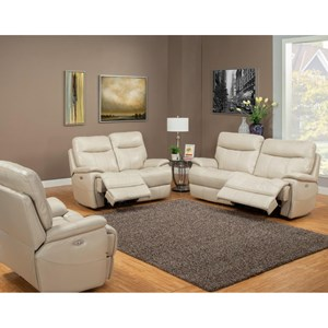 Parker Living Dylan Power Reclining Living Room Group